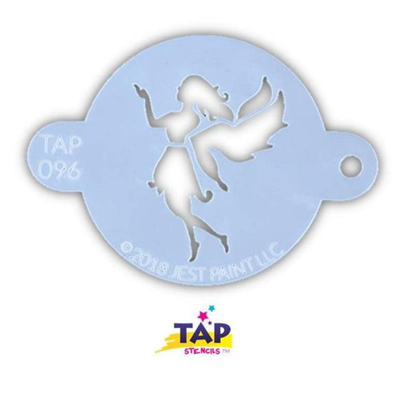 TAP Face Paint Stencil - Dancing Little Fairy (096)