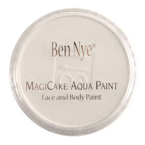Ben Nye MagiCake Face Paints - White LA-1 (0.77 oz/22 gm)