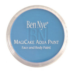 Ben Nye MagiCake Face Paints - Calypso Blue LA-6 (0.77 oz/22 gm)