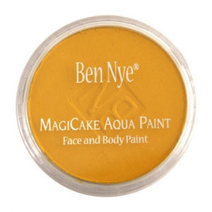 Ben Nye MagiCake Face Paints - Sunshine Yellow LA-9 (0.77 oz/22 gm)