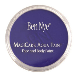 Ben Nye MagiCake Face Paints - Royal Purple LA-129 (0.77 oz/22 gm)