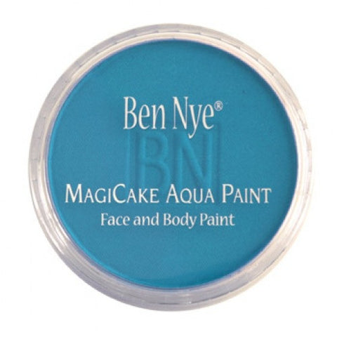 Ben Nye MagiCake Face Paints - Cosmic Blue LA-62 (0.77 oz/22 gm)