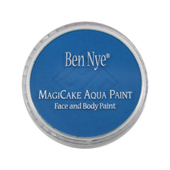 Ben Nye MagiCake Face Paints - Marine Blue LA-65 (0.77 oz/22 gm)