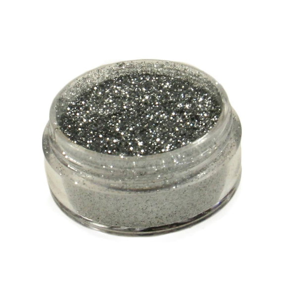 Diamond Glitter - Bright Silver (5 gm)