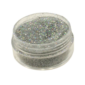 Diamond Glitter - Cristal Silver (5 gm)