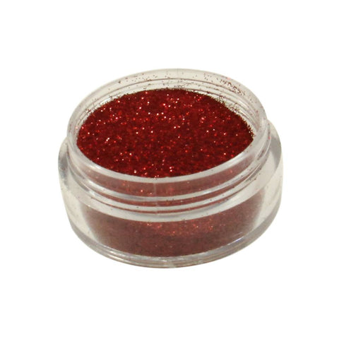 Diamond Glitter - Red (5 gm)
