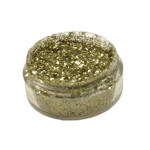 Diamond Glitter - Fiber Gold (5 gm)