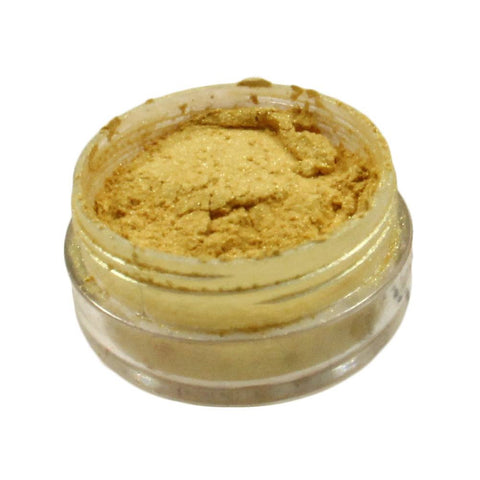 Diamond Gemstone Shimmer Powder - Citrin (5 gm)
