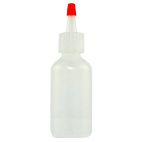 Amerikan Body Art Empty Glitter Poof Bottle 1/2 oz