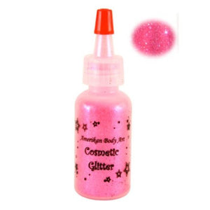 Sheer Body Glitter - Holographic Bubblegum Pink (0.5 oz)