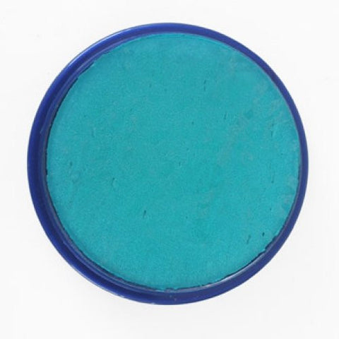 Snazaroo Face Paints - Sea Blue 377 (18 ml)