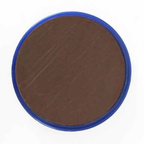 Snazaroo Face Paints - Dark Brown 999 (18 ml)
