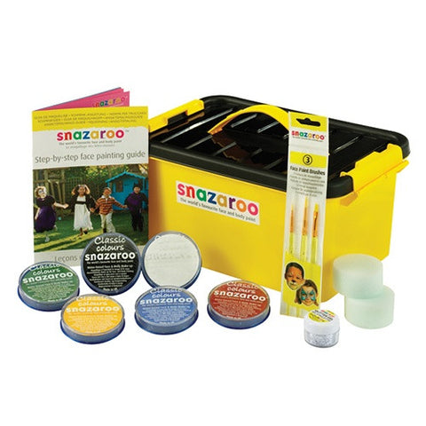 Snazaroo Mini Starter Face Painting Kit