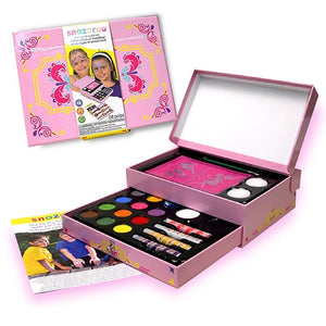 Snazaroo Face Paint Gift Set Box - Princess