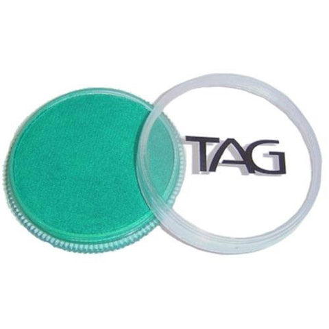 TAG Face Paints - Pearl Green (32 gm)