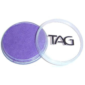 TAG Face Paints - Pearl Purple (32 gm)