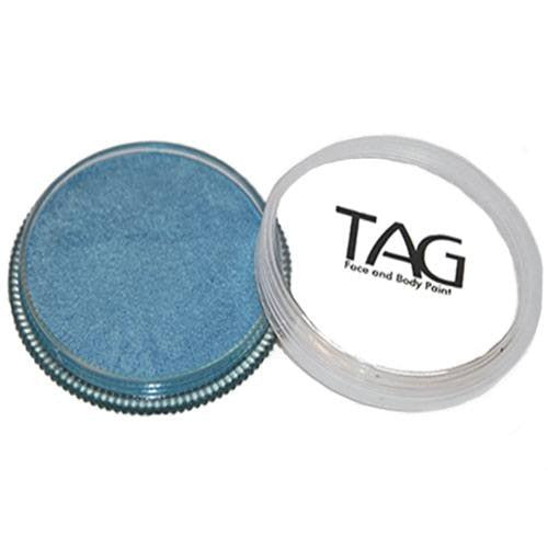 TAG Face Paints - Pearl Sky Blue (32 gm)