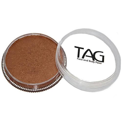 TAG Face Paints - Pearl Old Gold (32 gm)