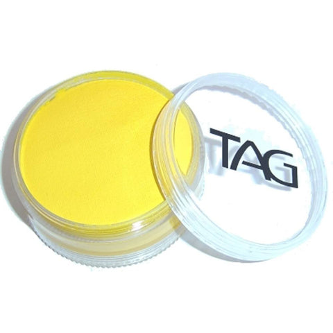 TAG Face Paints - Yellow (90 gm)