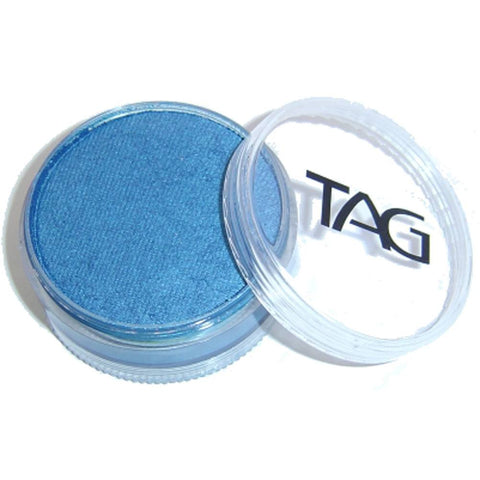TAG Face Paints - Pearl Blue (90 gm)
