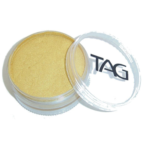 TAG Face Paints - Pearl Gold (90 gm)