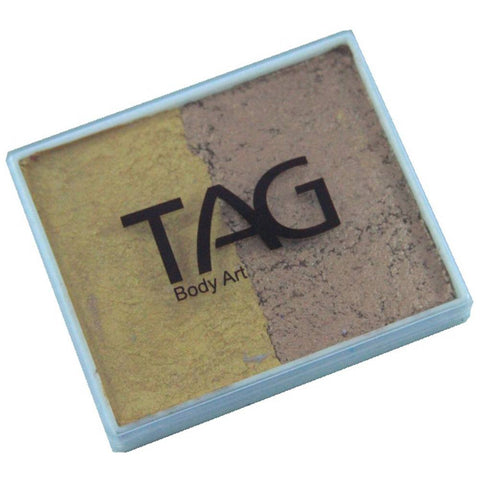 TAG Split Cakes - Pearl Old Gold and Pearl Gold (50 gm)