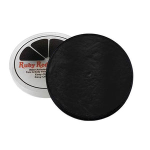 Ruby Red Face Paints - Black 150 (18 mL)
