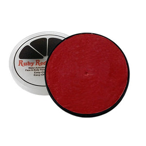 Ruby Red Face Paints - Red 250 (18 mL)
