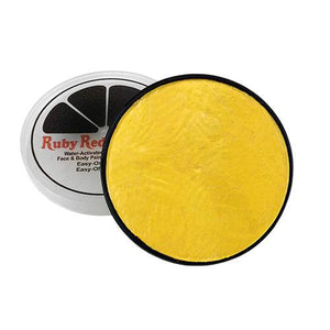 Ruby Red Face Paints - Yellow 350 (18 mL)