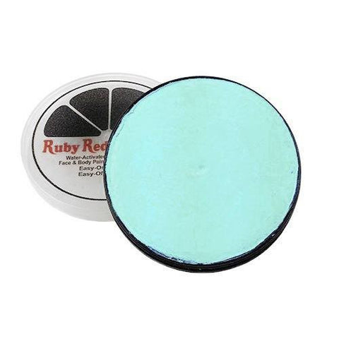 Ruby Red Face Paints - Turquoise 490 (18 mL)