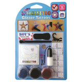 Ruby Red Sparklettoo Kit - Boy's