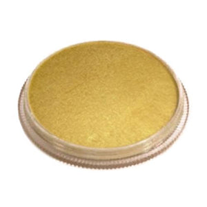Kryvaline Metallic Regular Line - Gold KM03 (30 gm)