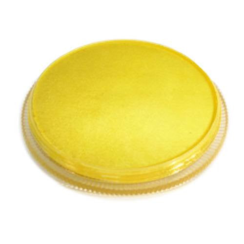 Kryvaline Metallic Regular Line - Yellow KM09 (30 gm)