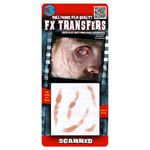 Tinsley Transfers Scarred 3D FX