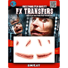 Tinsley Transfers Smiley 3D FX