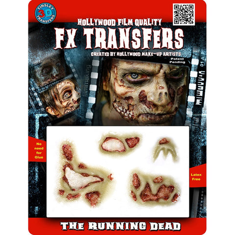 Tinsley Transfers The Running Dead 3D FX
