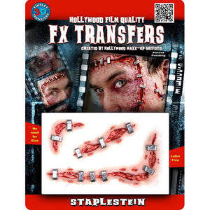 Tinsley Transfers Staplestein 3D FX