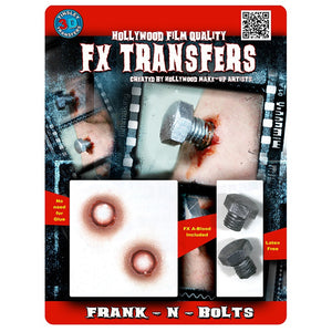 Tinsley Transfers Frank-N-Bolts 3D FX