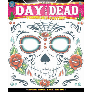 Tinsley Transfers Sugar Skull Costume Kits