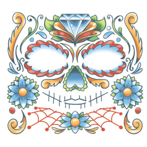Tinsley Transfers Candy Skull Costume Kits