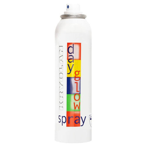 Kryolan UV-Dayglow Color Hair Spray - Red (5 oz/150 ml)