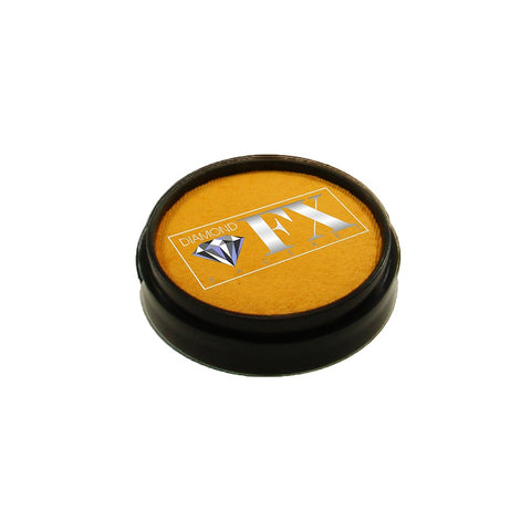 Diamond Face Paint Refills - Golden Yellow 24 (10 gm)