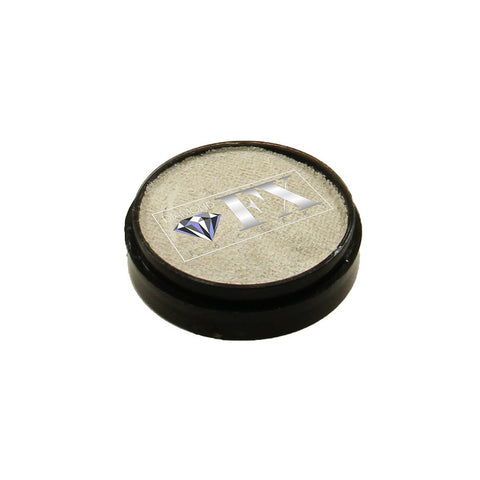 Diamond Face Paint Refills - Metallic White M01 (10 gm)