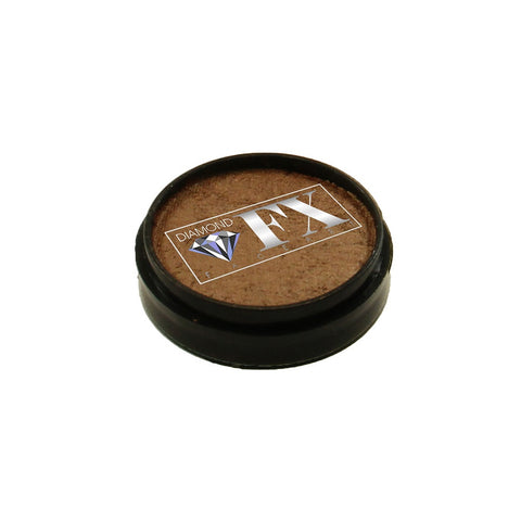 Diamond Face Paint Refill Metallic Old Gold M185 (10 gm)