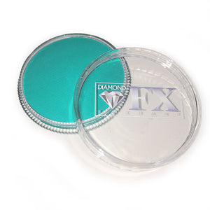 Diamond Green Face Paints - Sea Green 26 (30 gm)