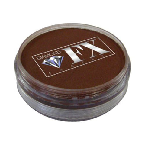 Diamond Face Paints - Light Brown 18 (45 gm)