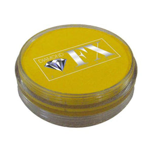 Diamond Face Paints - Yellow 50 (45 gm)