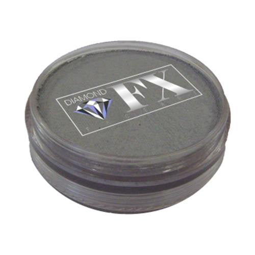 Diamond Face Paints - Metallic Silver M200 (45 gm)