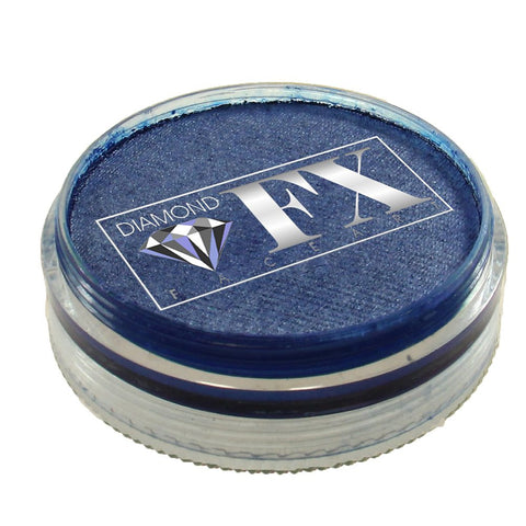 Diamond Face Paints - Metallic Blue M70 (45 gm)