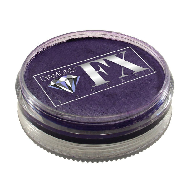 Diamond Face Paints - Metallic Violet Purple M80 (45 gm)